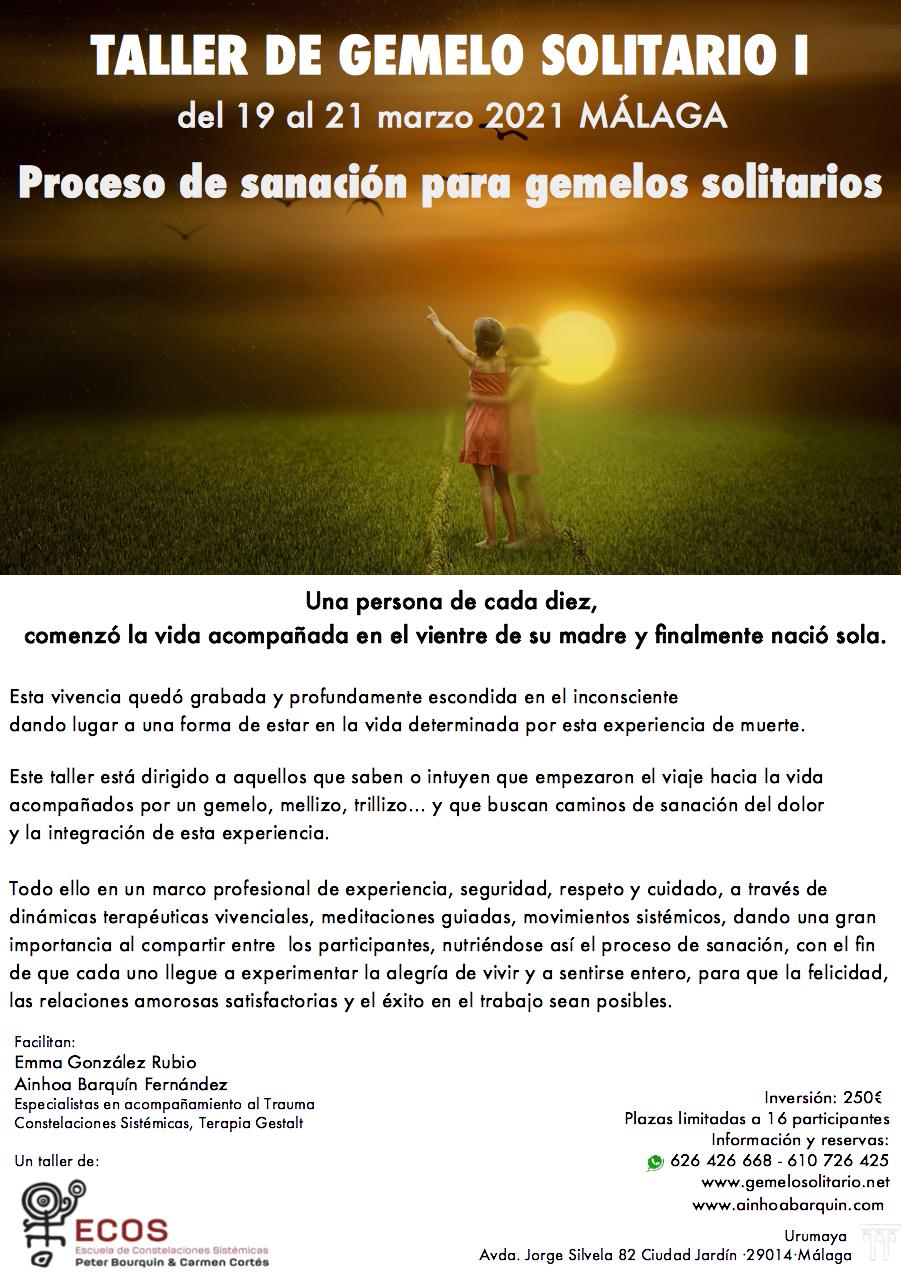 Gemelo Solitario Málaga